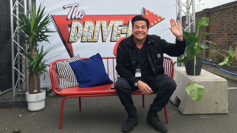 Dom Joly at The Drive-In Club