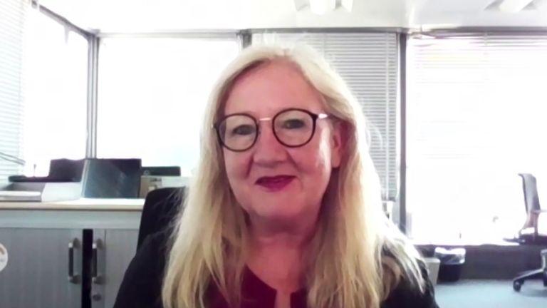 Dr Margaret Harris, World Health Organisation