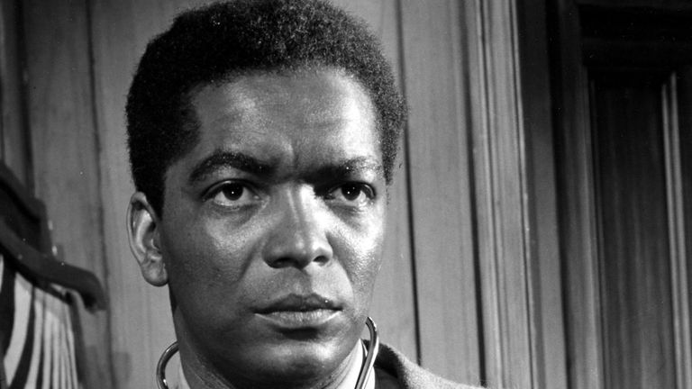 Earl Cameron in the 1955 film Simba