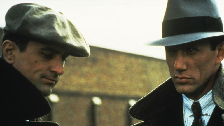 Robert De Niro and James Woods in Once Upon A Time In America. Pic: Company/Warner Bros/Kobal/Shutterstock  Once Upon A Time In America - 1984   1984