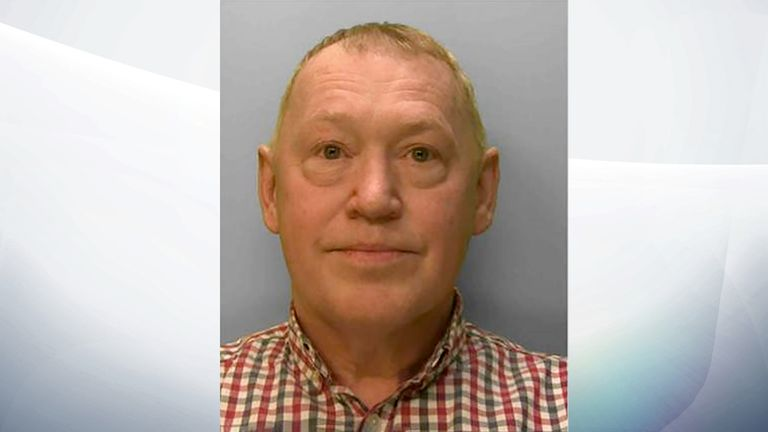 Frank Ludlow, 59, pleaded guilty to attempting to supplying fake coronavirus tests. Pic: City of London police