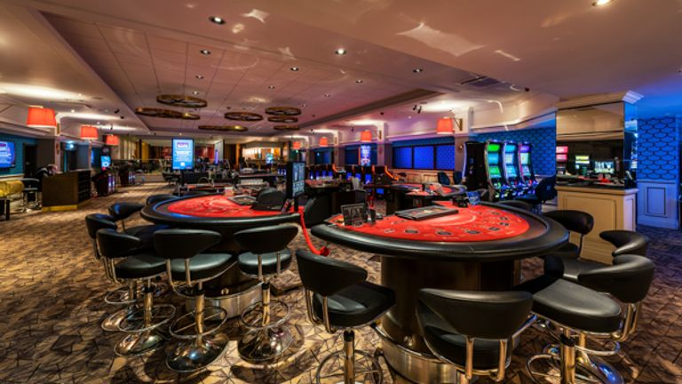 Genting Casinos has operated in the UK since 2006. PIc: GC