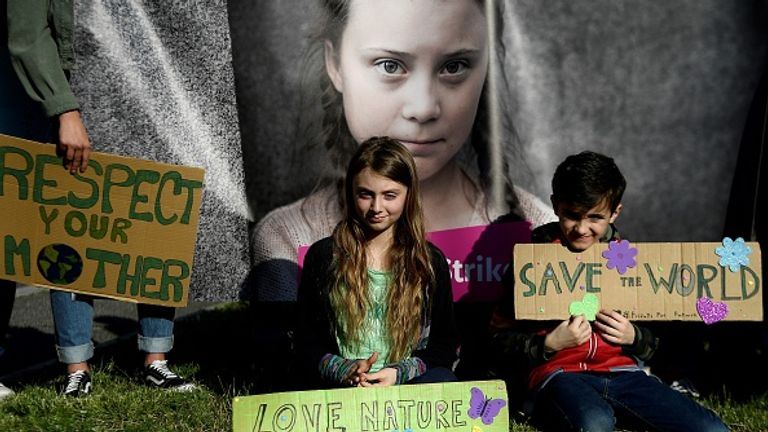 Climate Change: Next six months 'most critical in a Generation'