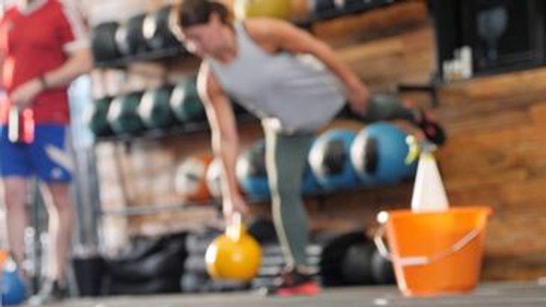 White Wolf CrossFit gym in Lisburn, County Antrim