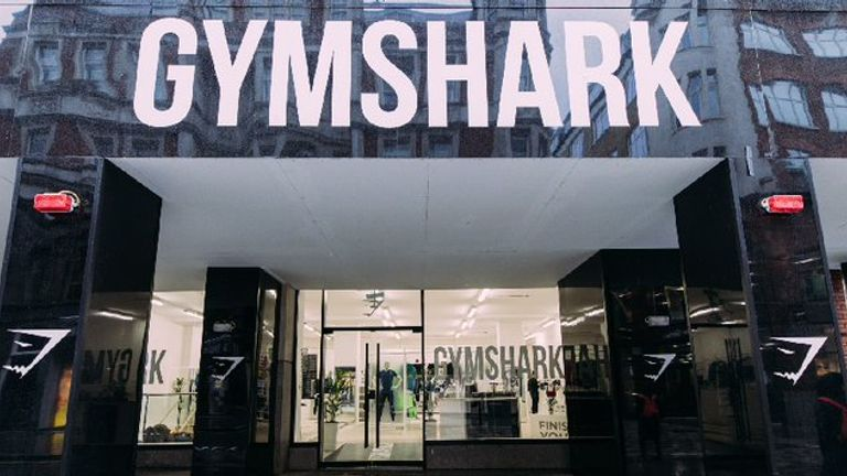 Gymshark was founded in 2012 by-then teenager Ben Francis and a group of friends. Pic: Gymshark