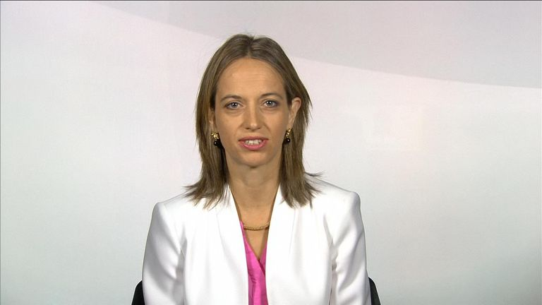 Health and Social Care Minister Whatley Helen Whately