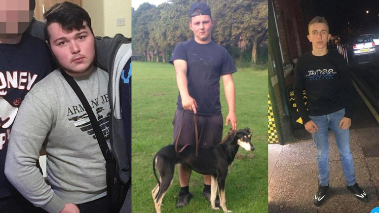 Henry Long, Albert Bowers and Jessie Cole had stolen a quad bike
