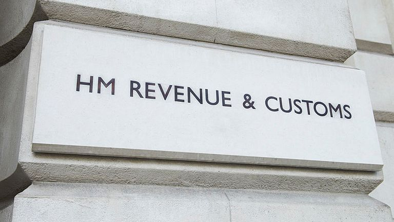 LONDON- July 17 2014: A view of the HMRC Offices (Her Majesty's Revenue and Customs) on July 17, 2014 in London,England. (Photo by Peter Dazeley/Getty Images)