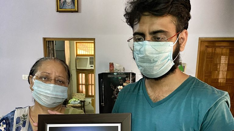 Dr Bhayana's family say doctors and health workers are not being protected enough