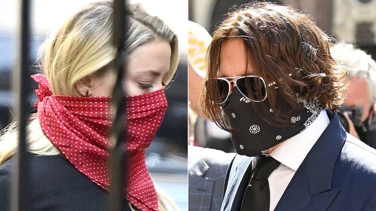 POZNATI GLUMAC TUŽIO TABLOIDE: U ponedjeljak londonski sud objavljuje je li Johnny Depp tukao Amber Heard