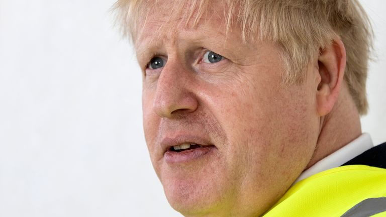 Johnson has to please the party faithful and recent converts