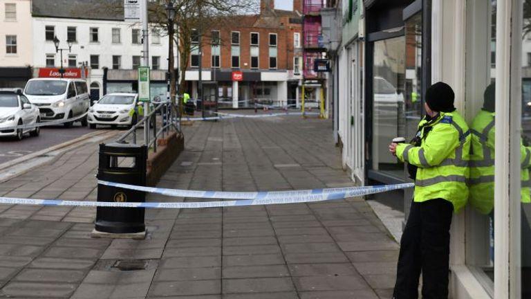 Jordan Sinnott died after being assault in Retford, Nottinghamshire