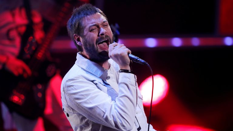 The court heard Tom Meighan pushed his ex-fiancee's head into a hamster cage
