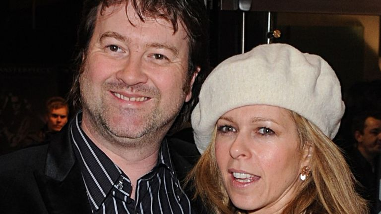 """Kate Garraway says doctors """"don't know how much better"""" her husband Derek Draper can get"""