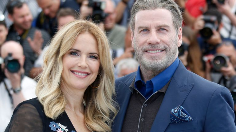 The couple were married for 28 years (pictured here at the Cannes Film Festival in 2018)
