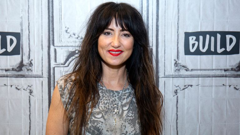 NEW YORK, NY - OCTOBER 10: Recording artist KT Tunstall visits Build Series to discuss her new album 'Wax' at Build Studio on October 10, 2018 in New York City. (Photo by Gary Gershoff/WireImage)