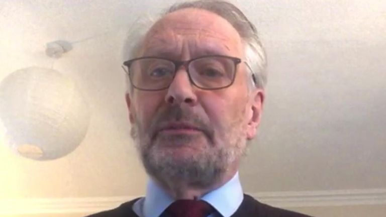 LEICESTER MAYOR SIR PETER SOULSBY
