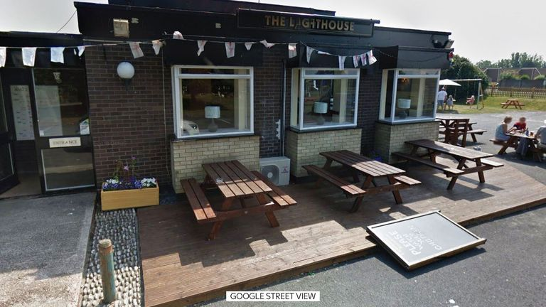 The Lighthouse Kitchen and Carvery has closed after a customer tested positive for coronavirus