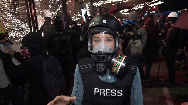 portland protests lockwood live