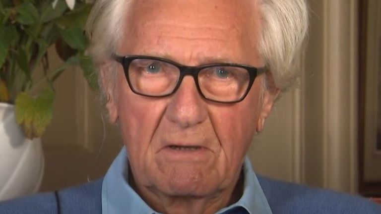 Lord Heseltine is not impressed with Boris Johnson's approach to dealing with coronavirus fallout on economy or Brexit