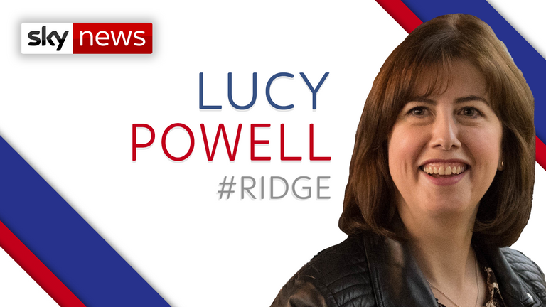 Lucy Powell on Sophy Ridge