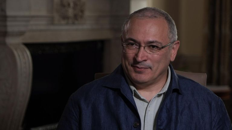 Mikhail Khodorkovsky called the referendum to heavily amend the Russian constitution a 'total fraud'