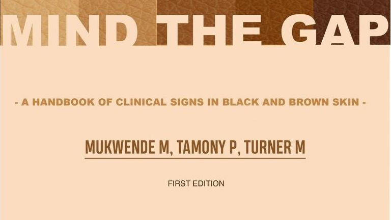 Mind The Gap is a clinical handbook for people of colour