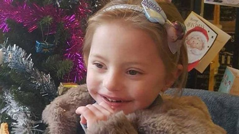 Scarlett Daffern is also missing. Pic: Lancashire Police
