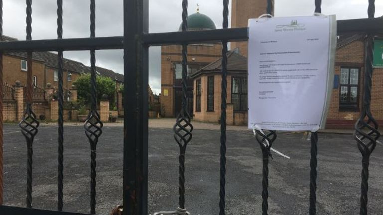 The council is working with the Jamia Ghosia mosque to establish the facts around the funeral