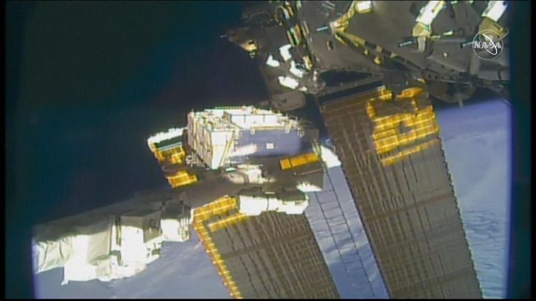 NASA astronauts Bob Behnken and Chris Cassidy ventured out on their third spacewalk over the past few weeks.