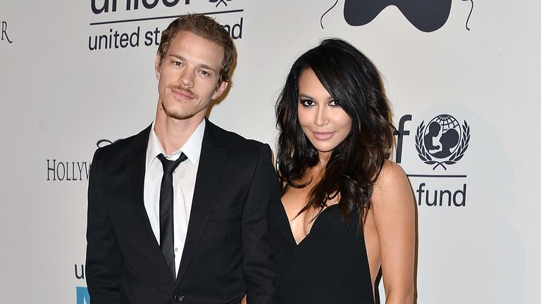 Naya Rivera shares a son, Josey Hollis, 4, with ex-husband Ryan Dorsey