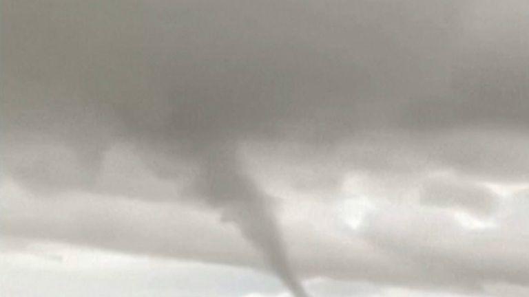 northampton tornado