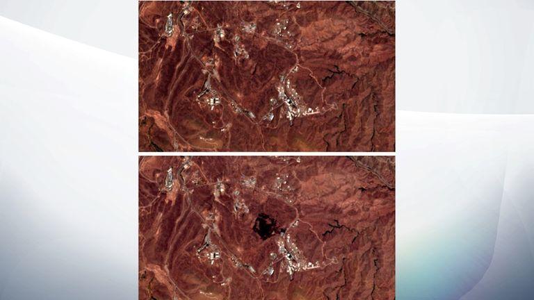 Parchin blast 26 June – Reuters