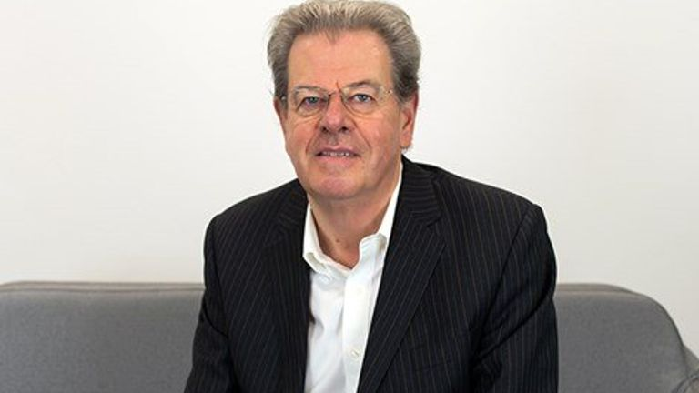 Peter Long has been executive chairman of Countrywide since 2018. Pic: Countrywide