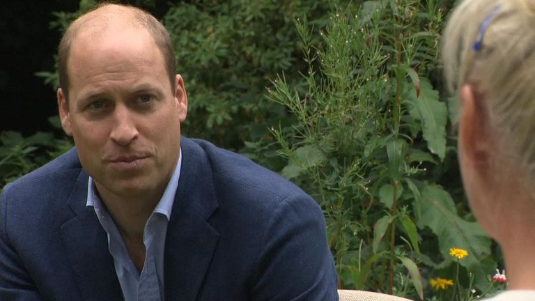 William says there is now a good opportunity 'to crack homelessness and do something properly'