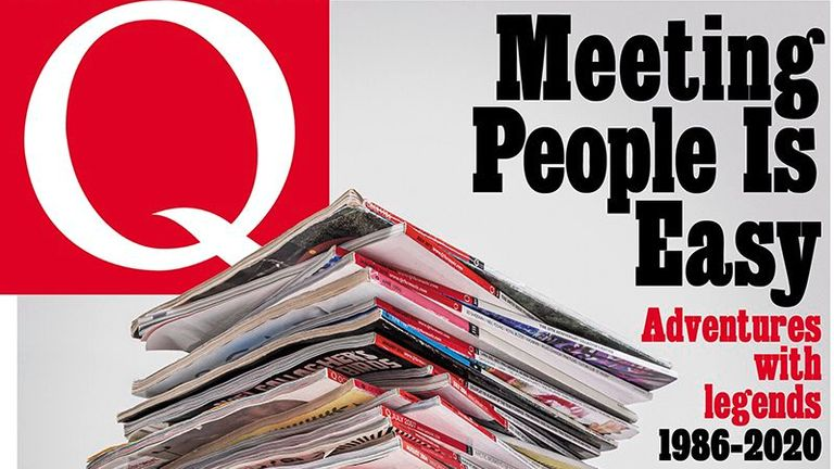Q magazine's last edition will be released later this month