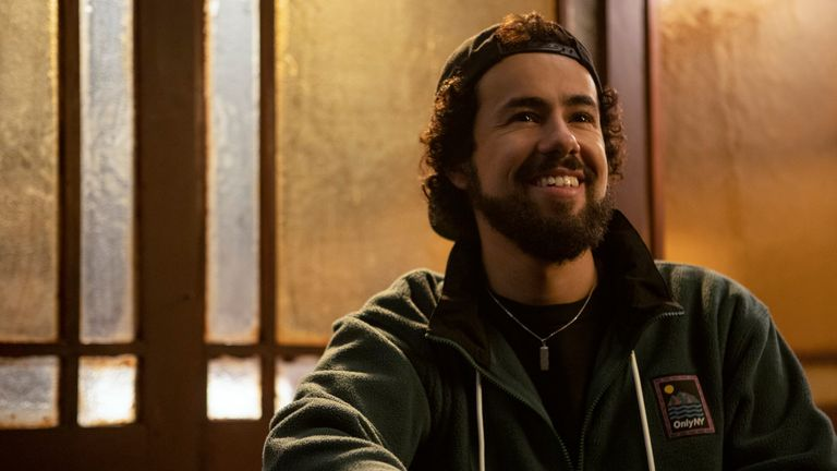 Ramy, played by Youssef, is a first generation Egyptian-American, trying to find his faith as a Muslim. Pic: Craig Blankenhorn/Hulu