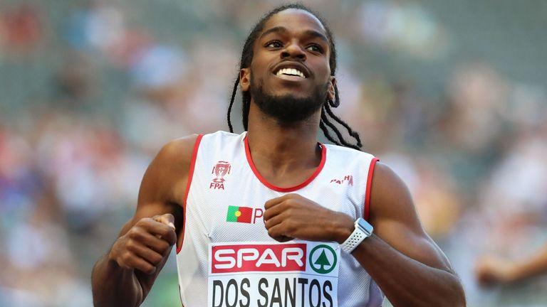 Ricardo Dos Santos. Pic: Srdjan Suki/ EPA-EFE/Shutterstock
