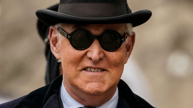 Roger Stone's prison sentence was commuted by the White House last week
