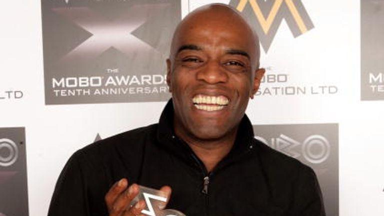 Sutherland won Best UK Club DJ at the MOBO Awards