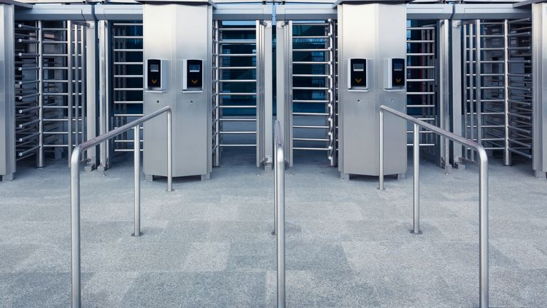Another attack on a club saw its turnstiles frozen on match day