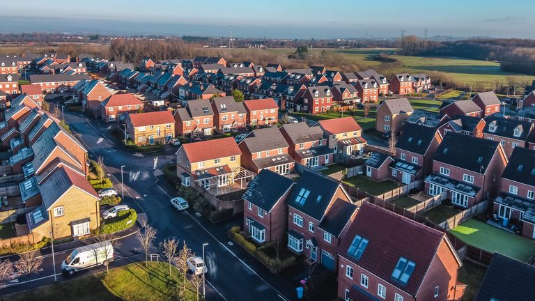 Campaigners have called on the government to decarbonise UK homes