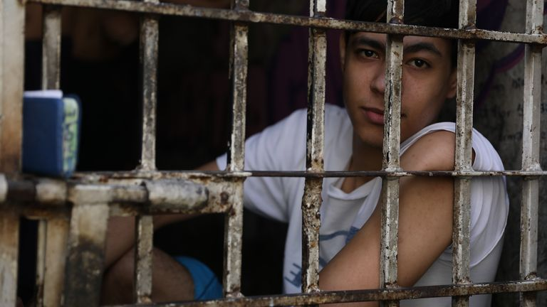 Inside the world's worst prisons in Venezuela