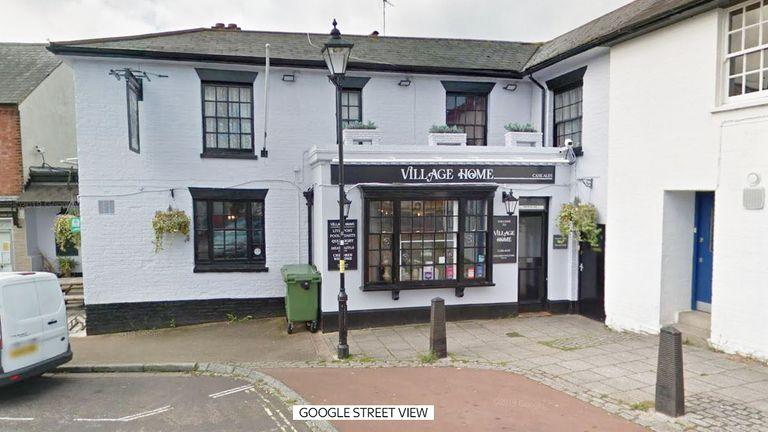 The Village Home Pub in Alverstoke has had to close