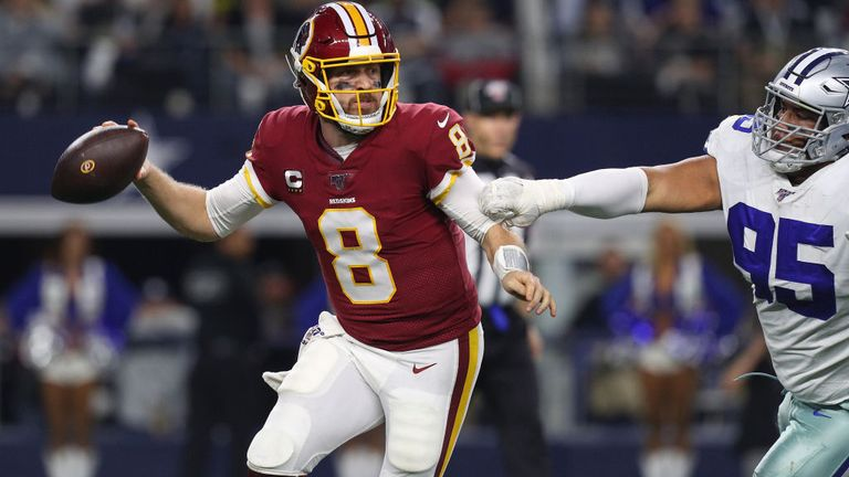 The Redskins name has caused controversy for decades