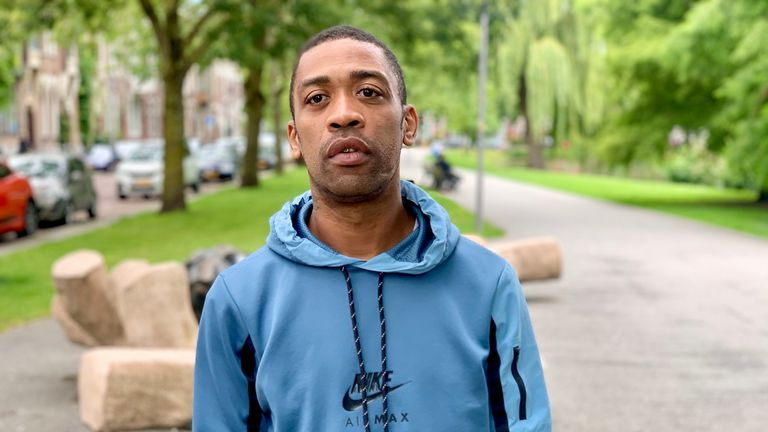 Wiley spoke exclusively to Sky News