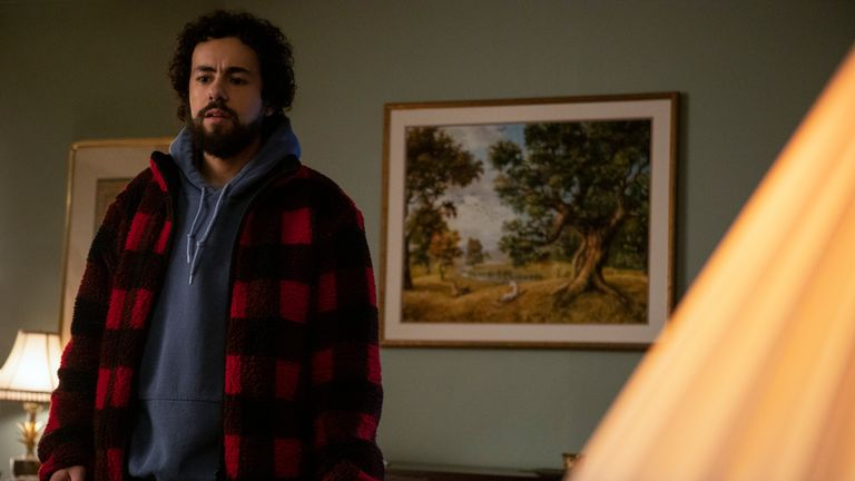 , Ramy Youssef: Golden Globe win had huge impact | Ents & Arts News