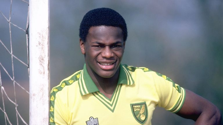 Justin Fashanu was the first professional footballer to be openly gay