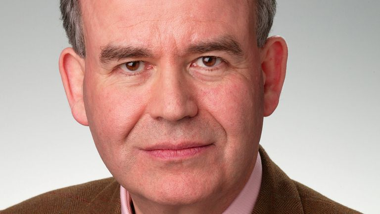 Julian Lewis MP, in 2005