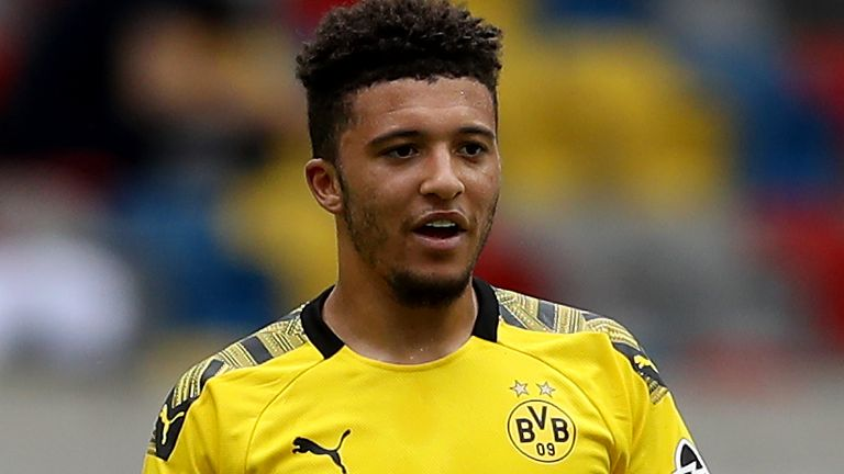 Transfer Talk: What would Sancho offer Utd? | Video | Watch TV Show - Sky Sports